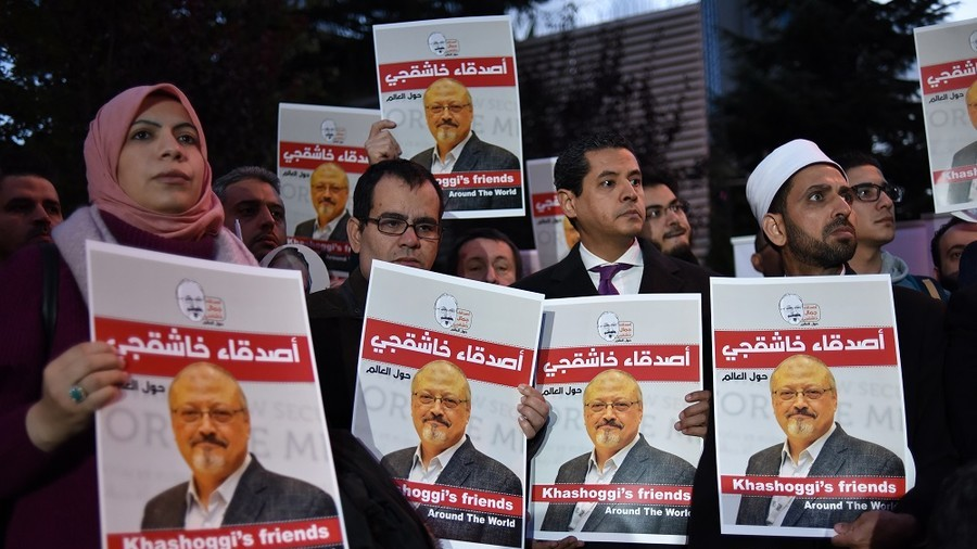 'Hope it was quick & not painful': Khashoggi's sons want to bury his remains in Saudi Arabia
