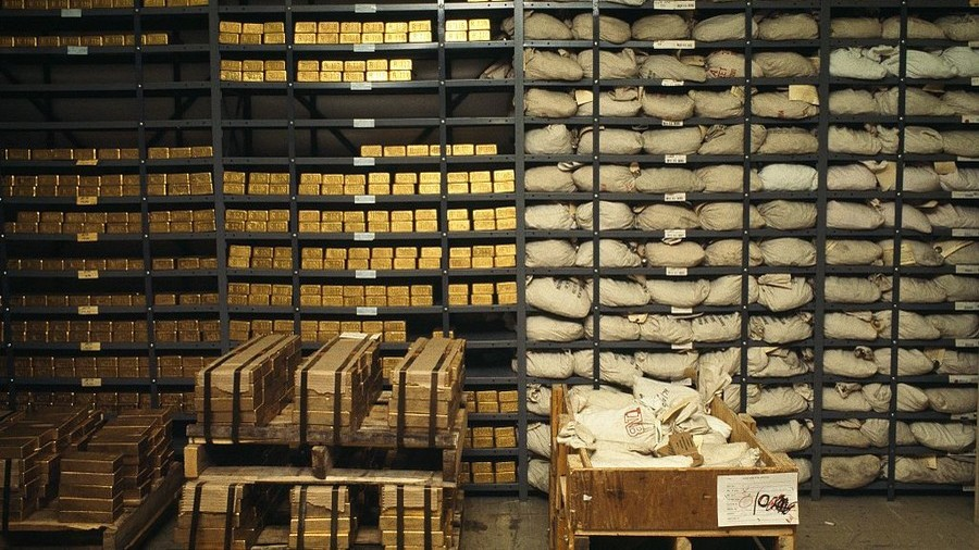 Venezuela asks Bank of England to return $550 million of gold