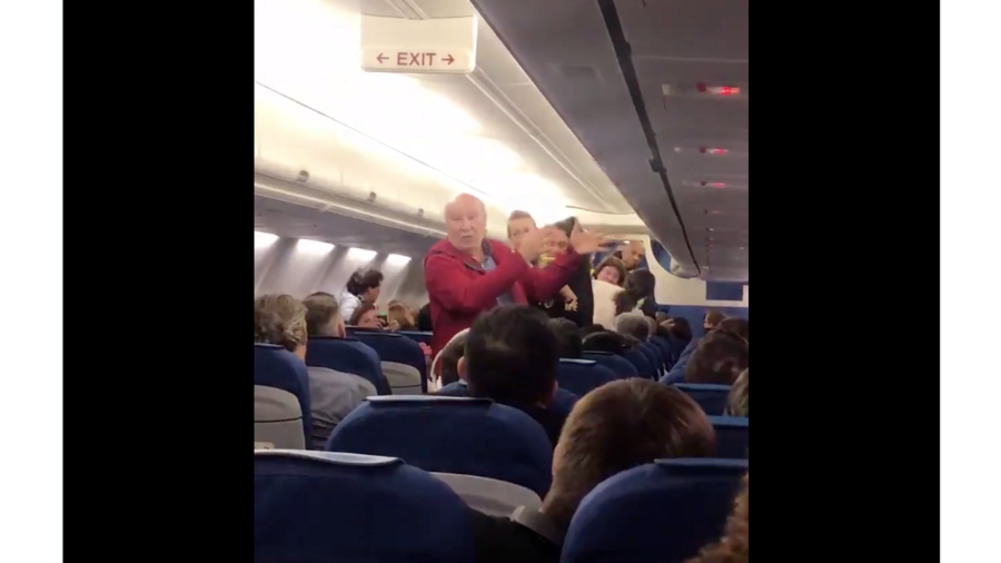 Elderly couple ejected from KLM flight over language barrier (VIDEOS)