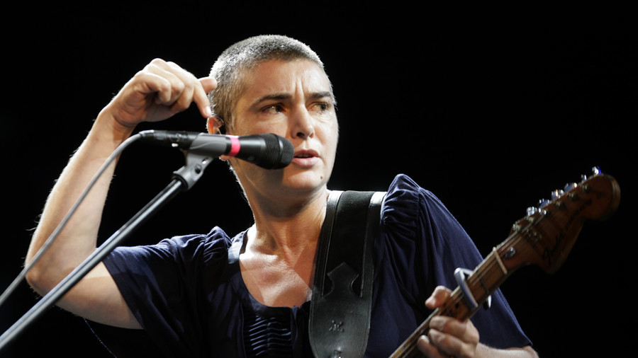 Sinead O'Connor never wants to associate with 'disgusting' white people again