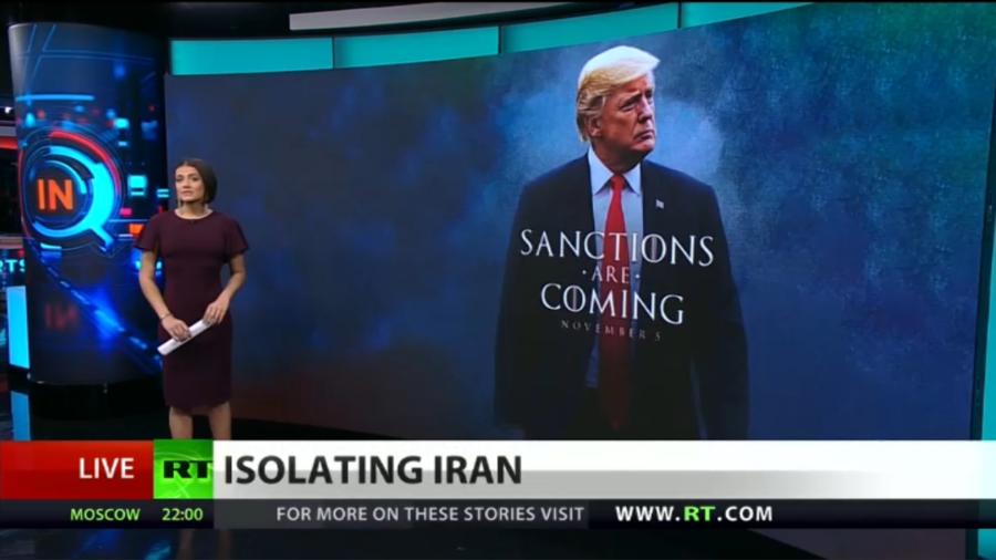 US isolates itself through sanctions & Elon Musk backs ...