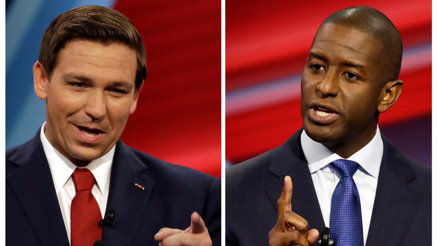 DeSantis wins Florida governor's race; Gillum concedes