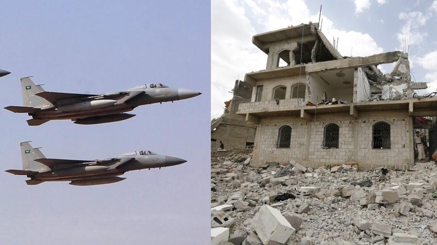 UK govt blasted over RAF training of 102 Saudi pilots as Yemen war rages on