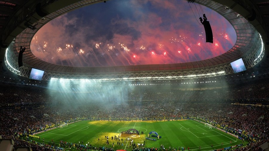 Terrorist plots to stage drone attacks during FIFA World Cup in Russia foiled by security services