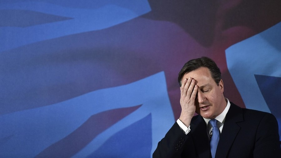 David Cameron, foreign secretary? That would be a sick joke for Libyans, Syrians & many others