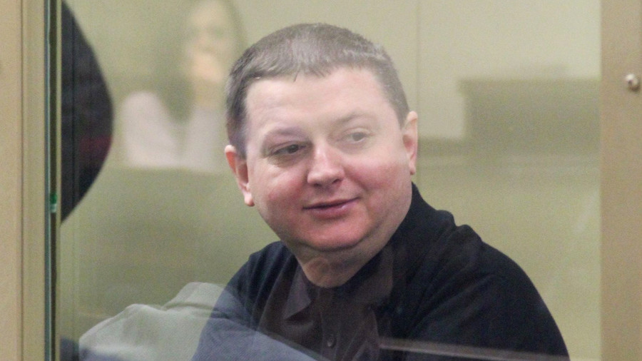 Crab & caviar: Russian gang lord behind massacre of 12 lived high life in high-security prison