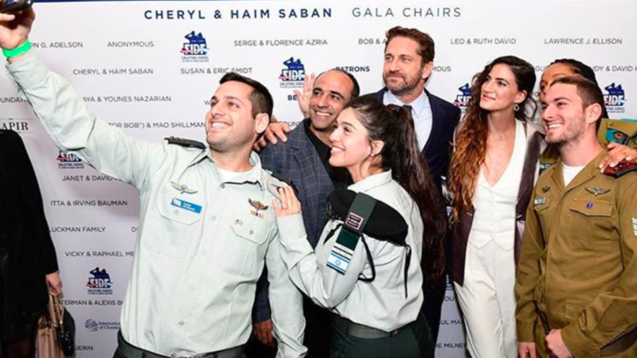 LA celebs cough up $60 million for Israel Defense Forces at gala event