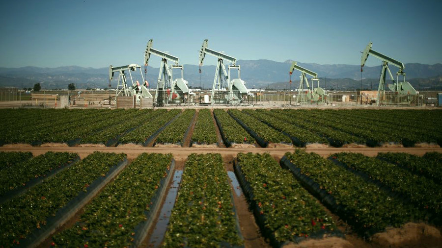 US oil production is set to soar past 12 million barrels per day