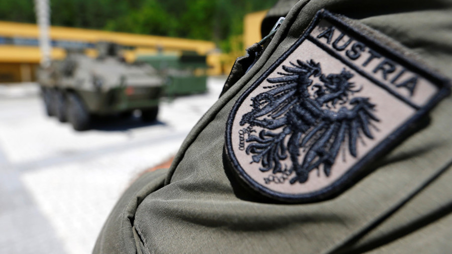 Austrian ex-officer suspected of spying for Russian Federation  since 90s