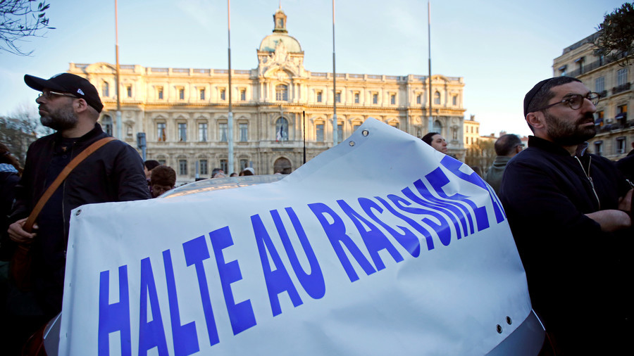 France rocked by 69-percent rise in anti-Semitism as acts become 'relentless', PM warns
