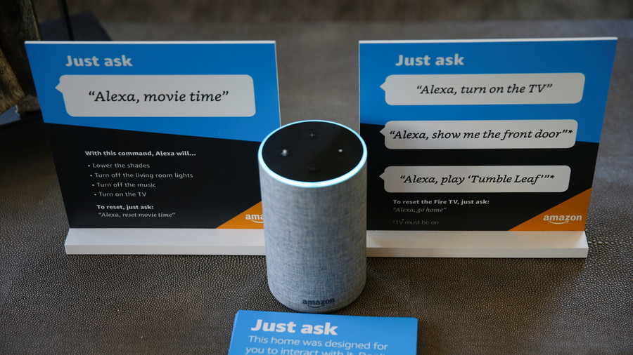Amazon Alexa recordings may be used in investigation