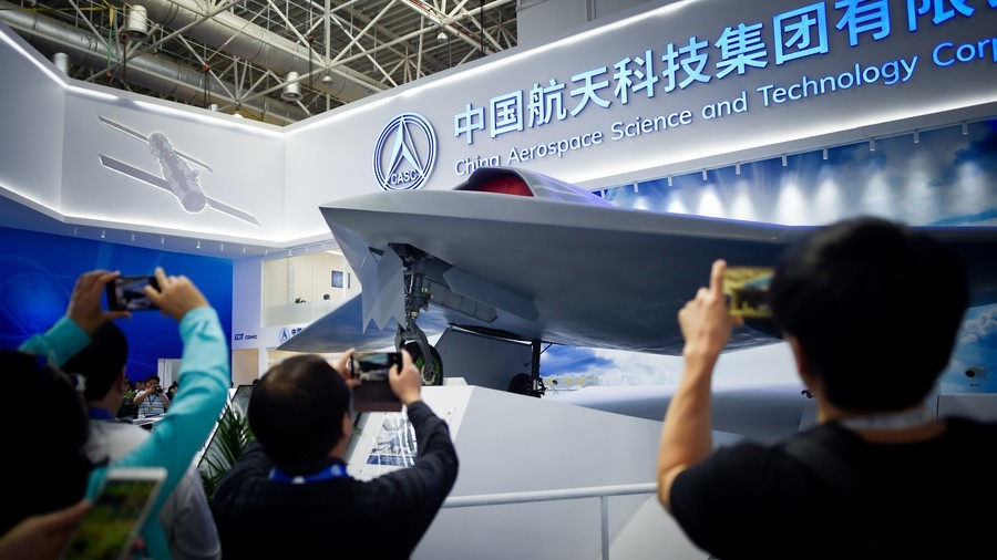 China sticks AK-47s onto drones to challenge US dominance