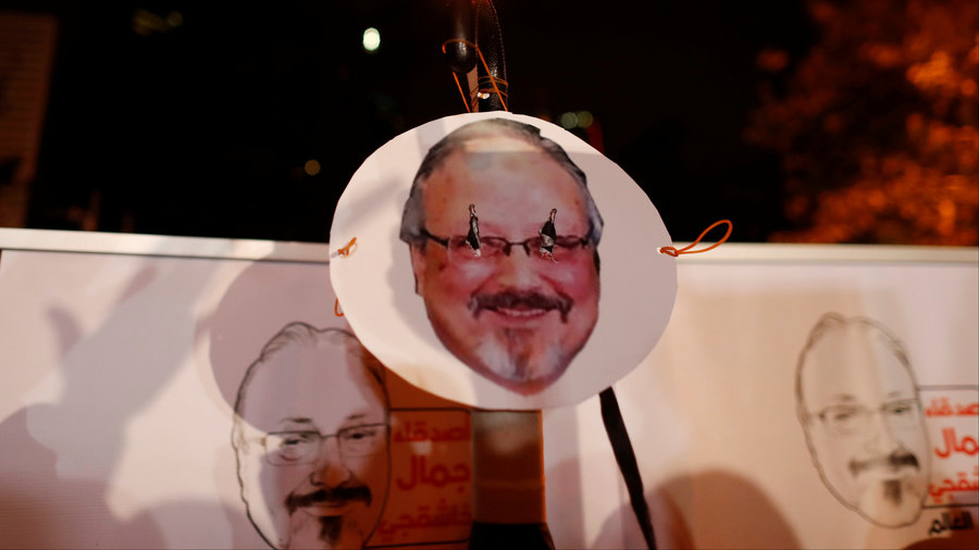CIA Obtains Recording Reportedly Connecting Saudis to Khashoggi's Murder: 'Tell Your Boss'