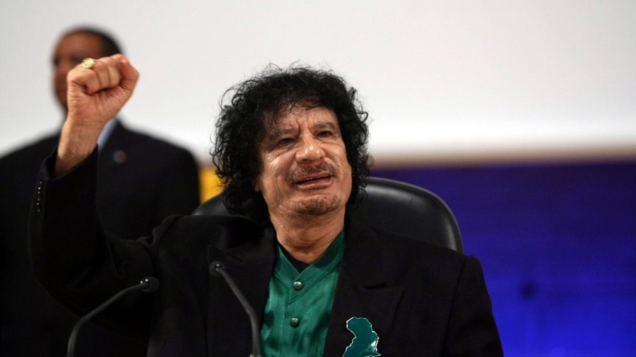 Libyan govt says Gaddafi's billions were 'not misused' despite UN report
