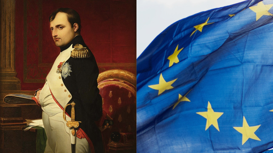 Napoleonic times redux? Europe should become 'EMPIRE', says French minister