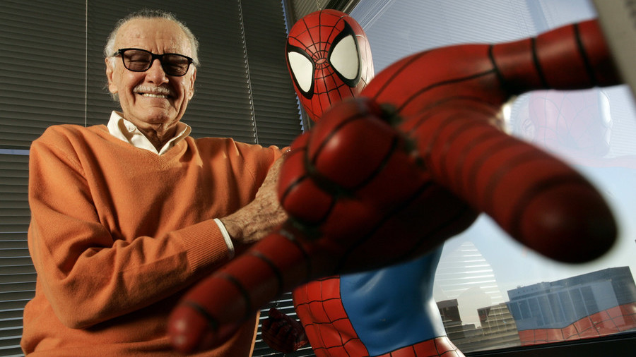Superhero comics legend Stan Lee dies