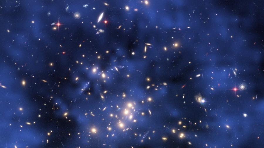 'Ghost' dwarf galaxy found hiding at the edge of the Milky Way