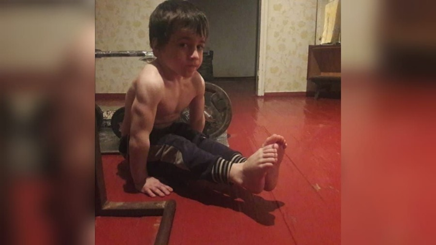 Kadyrov says 5yo Chechen can repeat 4,100 push-ups after 'world record not recognized' (VIDEO)