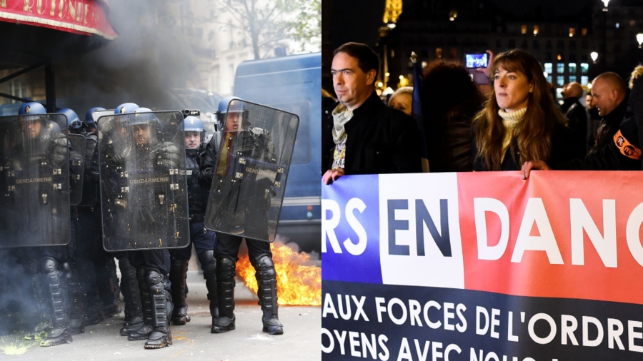 Leader of France's 'angry police' found dead amid troubling pattern of officer suicides