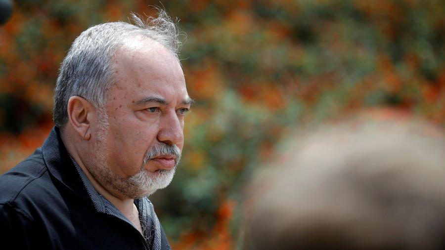 Israeli Defense Minister Avigdor Lieberman resigns, slams Gaza ceasefire as 'capitulation to terror'