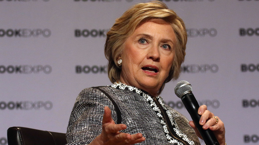 Hillary Clinton has more chance of becoming president of Libya than she does the US