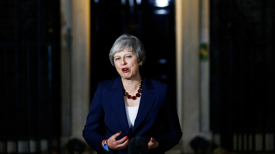 Draft Brexit plan approved by British cabinet, released to public