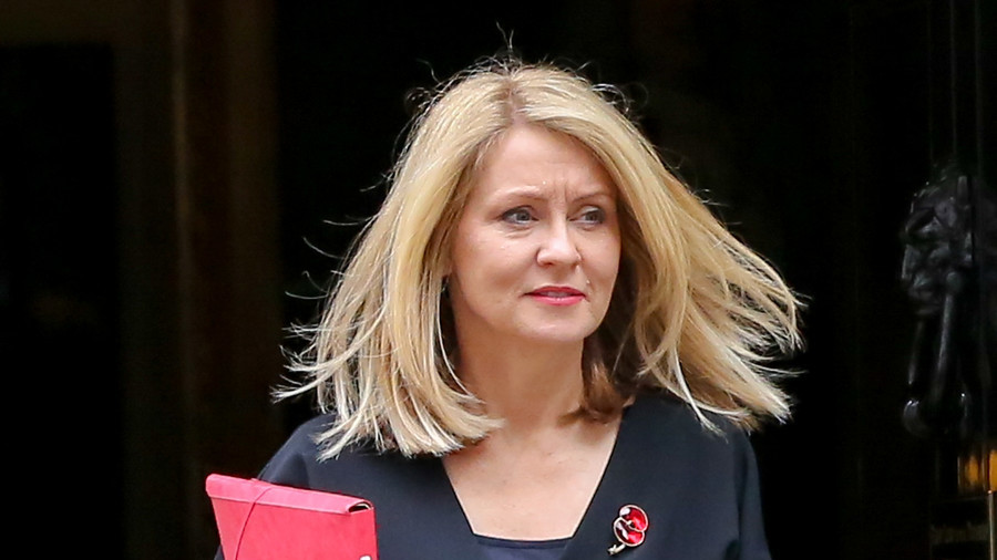 Work and Pensions Secretary Esther McVey quits UK government over Brexit deal