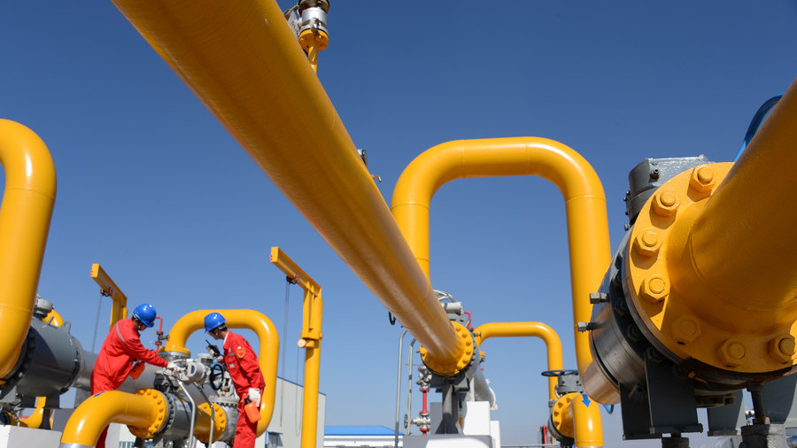 China negotiates gas deals with Nigeria, Qatar, Russia, others