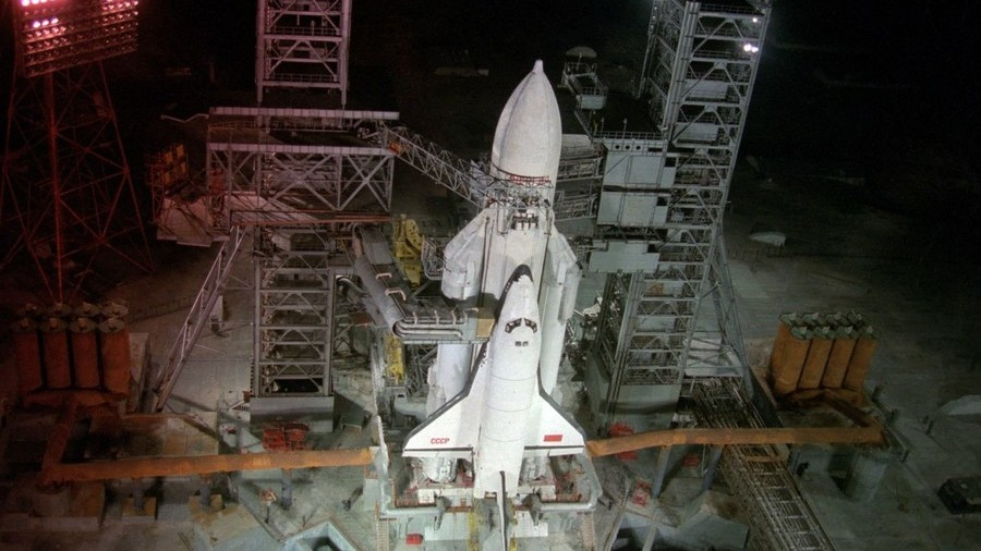'Soviet space shuttle': Learn how Buran made debut flight 30 years ago (PHOTOS, VIDEOS)