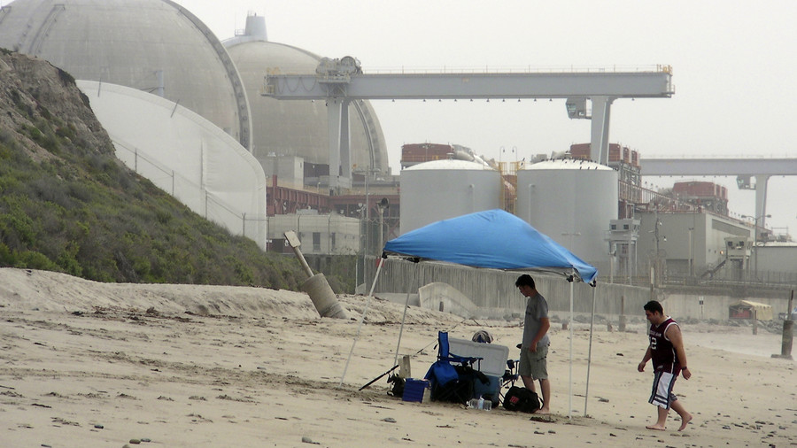 A Fukushima waiting to happen? Huge stockpile of nuclear waste on California fault line threatens US