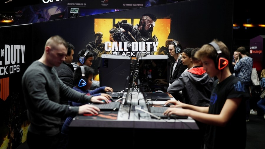 From Call of Duty to active duty: US Army to use eSports to attract more recruits