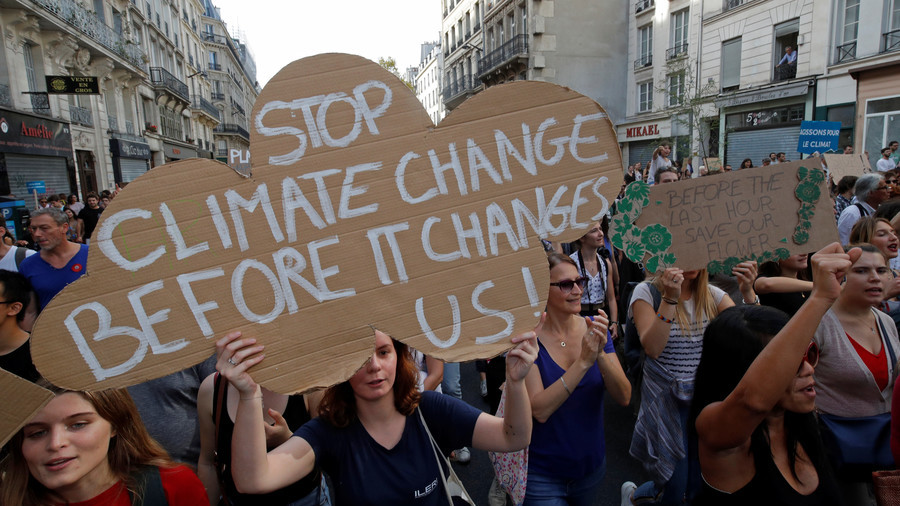 Erroneous climate change study reported far and wide, corrections few and far between