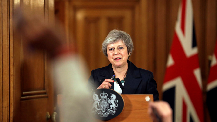 PM May takes control of Brexit endgame, Europe News & Top Stories