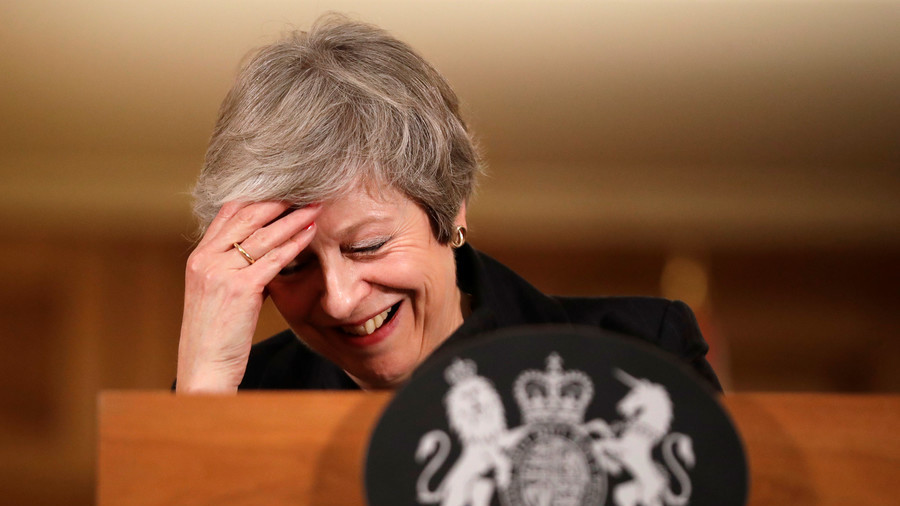 7 resignations and counting: May's government 'falling apart before our eyes' over Brexit deal