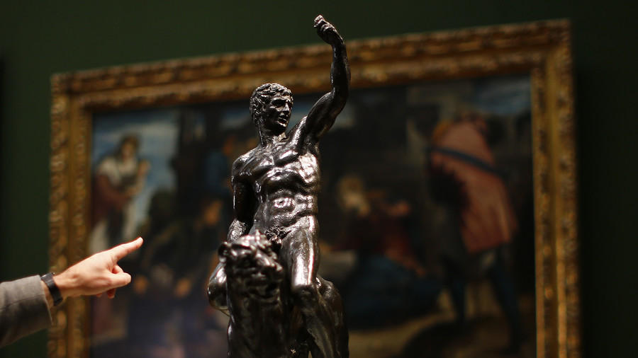 Pubic hair, ripped abs and weird toes: How 2 bronze statues were confirmed as Michelangelo's work