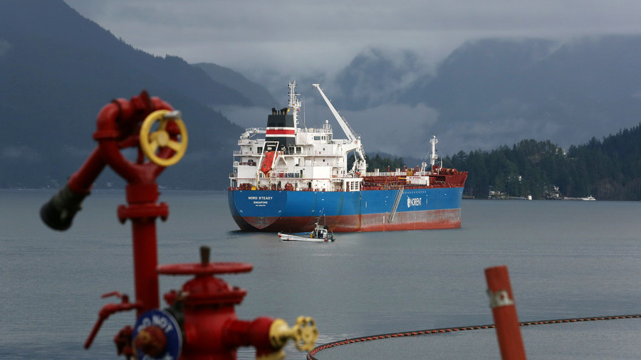 Canada's crude crisis is accelerating