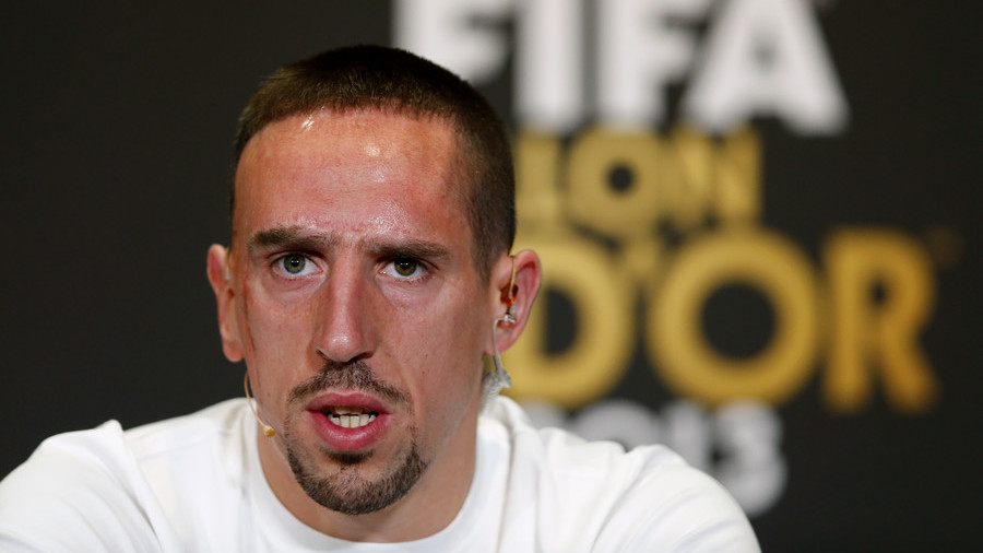 'We cannot accept such behavior': Ribery stripped of award for 'repeatedly slapping' journalist