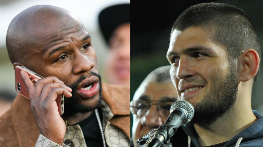 'My way, my rules': Mayweather issues Khabib boxing ultimatum