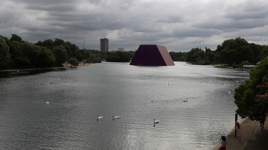 London's Hyde Park partly evacuated after unexploded WW2 bomb discovered