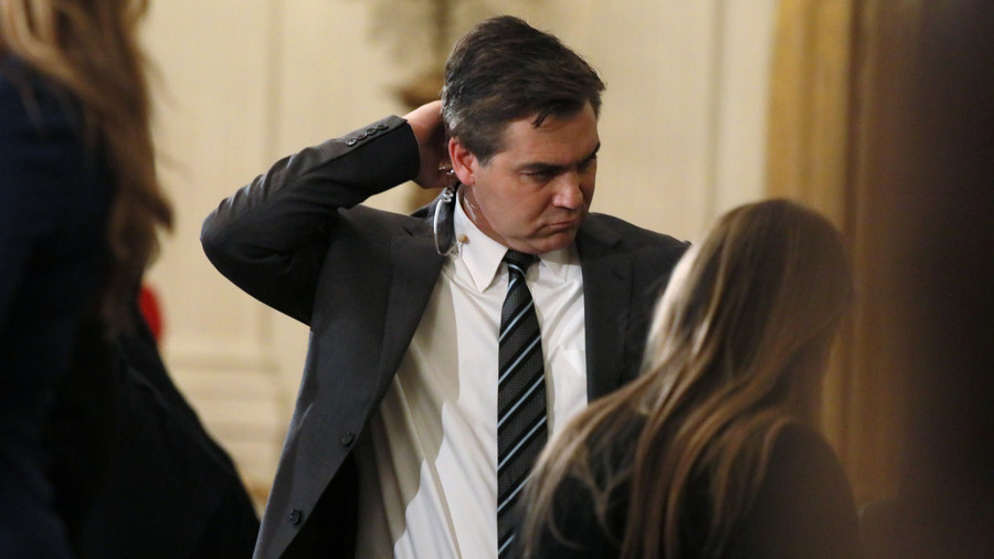 CNN's Acosta has White House press pass temporarily restored by court