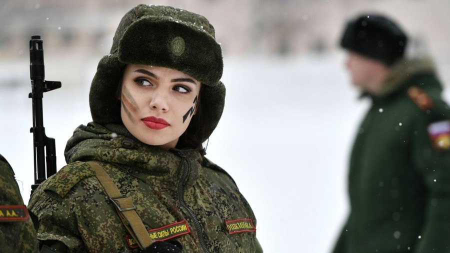 Russian women sue National Guard for not being allowed to serve as snipers