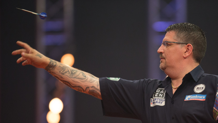 Farting row lingers as darts stars accuse each other of causing 'rotten' smell on stage