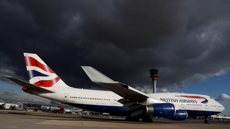 Man claims 'obese' passenger's flab injured him, sues British Airways for £10k