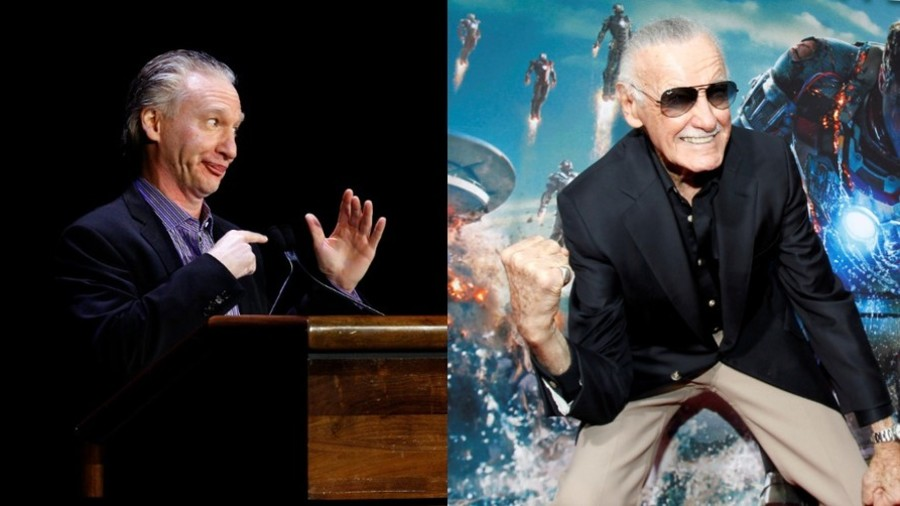 Stan Lee's Team Fires Back At Bill Maher For Disgusting Comments