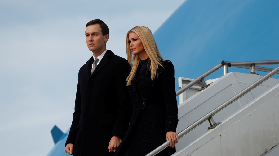 New York Times under fire for asking if 'Jared & Ivanka are good for Jews'