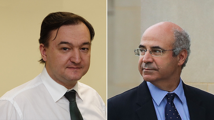 Highly likely' that Magnitsky was poisoned by toxic chemicals on Bill Browder's orders – Moscow