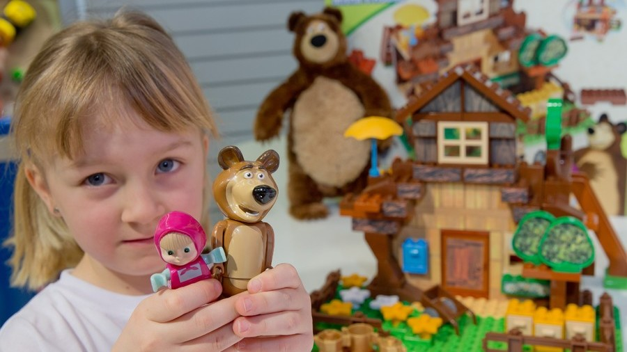 Masha and the Bear: How 'the Kremlin' set out to subvert our toddlers. By George Galloway