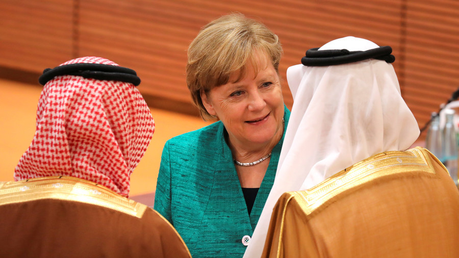 Germany fully halts arms exports to Riyadh & hits 18 Saudis with travel bans over Khashoggi
