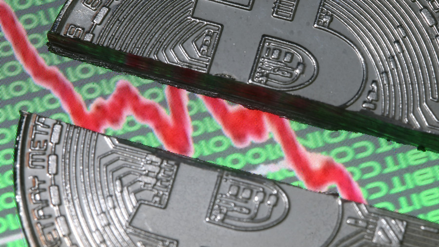 Bloodbath in Cryptocurrency Market Continues, Bitcoin Slips Below $5000