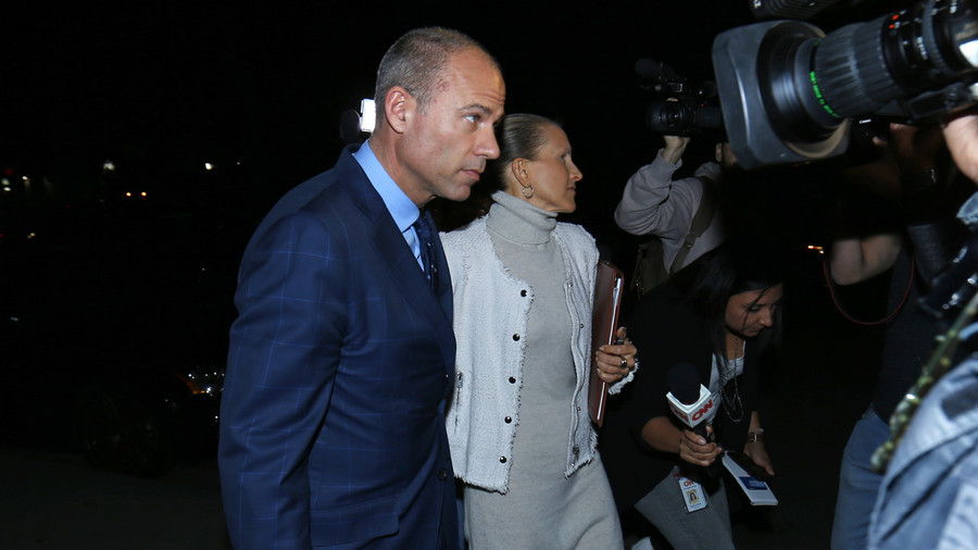Meet Mareli Miniutti, the actress seeking Michael Avenatti restraining order